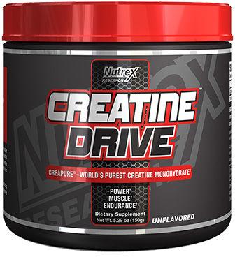 Nutrex Creatine Drive - 150g Unflavored