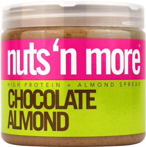 Nuts 'N More High Protein Spreads - Almond 16oz Chocolate
