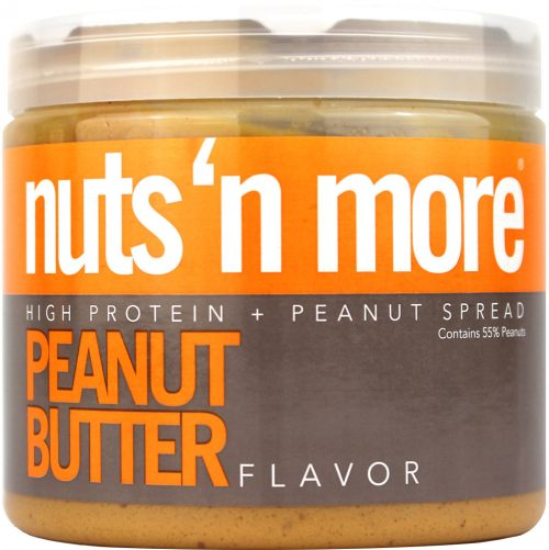 Nuts 'N More High Protein Spreads - Peanut 16oz Peanut Butter