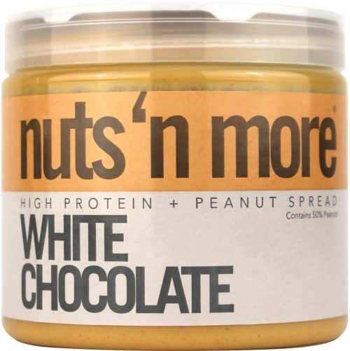 Nuts 'N More High Protein Spreads - Peanut 16oz White Chocolate