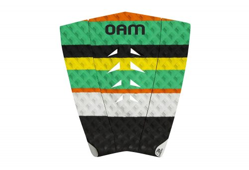 OAM Michel Bourez Signature Collection Traction Pad - green, one size