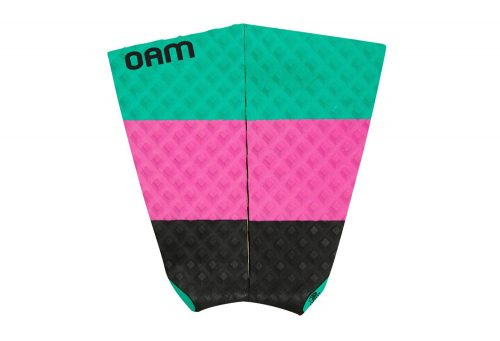 OAM Mod Traction Pad - teal stripe, one size