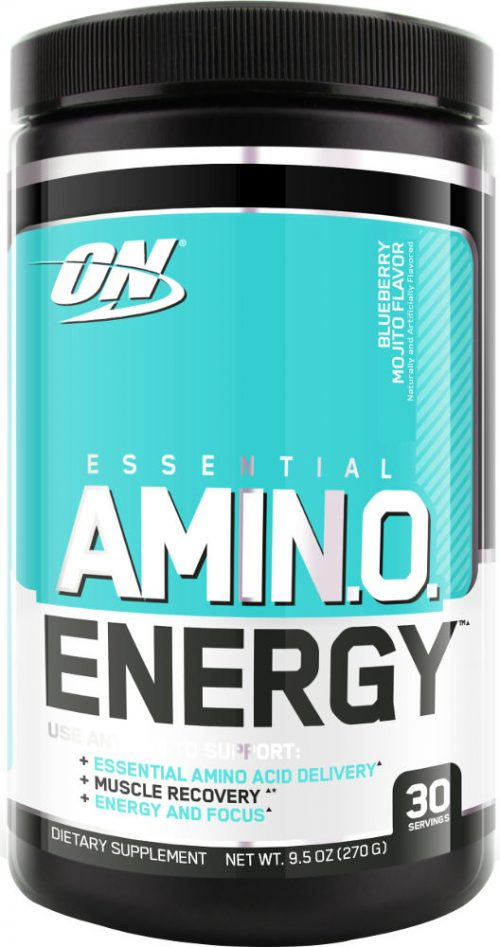 Optimum Nutrition Amino Energy - 30 Servings Blueberry Mojito