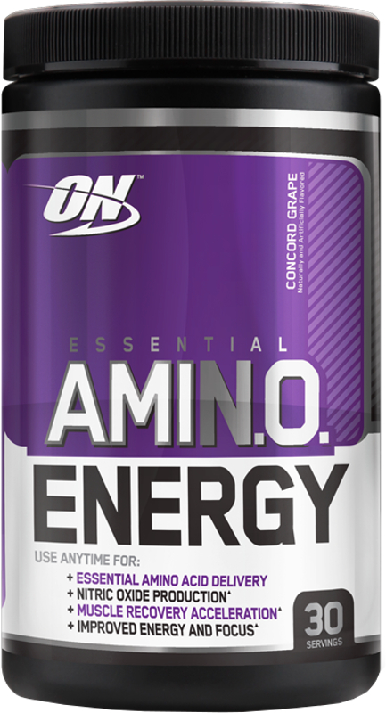 Optimum Nutrition Amino Energy - 30 Servings Concord Grape