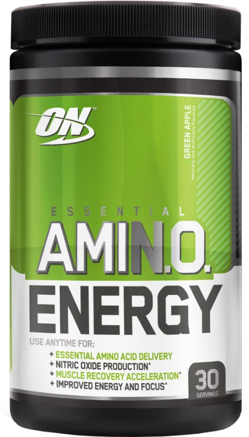 Optimum Nutrition Amino Energy - 30 Servings Green Apple