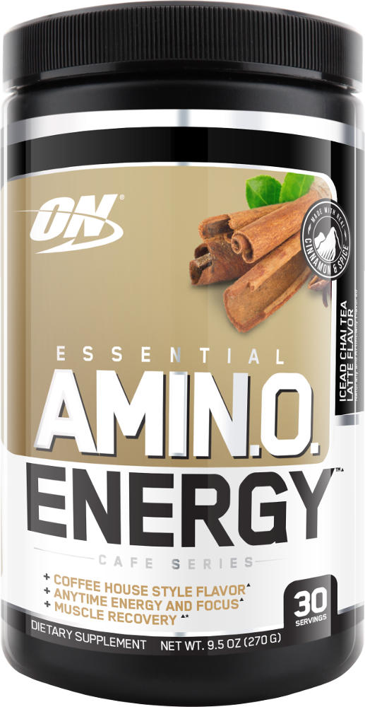 Optimum Nutrition Amino Energy - 30 Servings Iced Chai Tea Latte