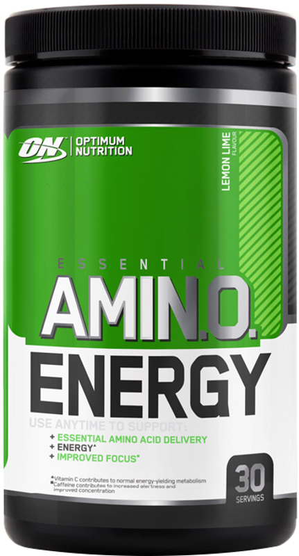 Optimum Nutrition Amino Energy - 30 Servings Lemon Lime