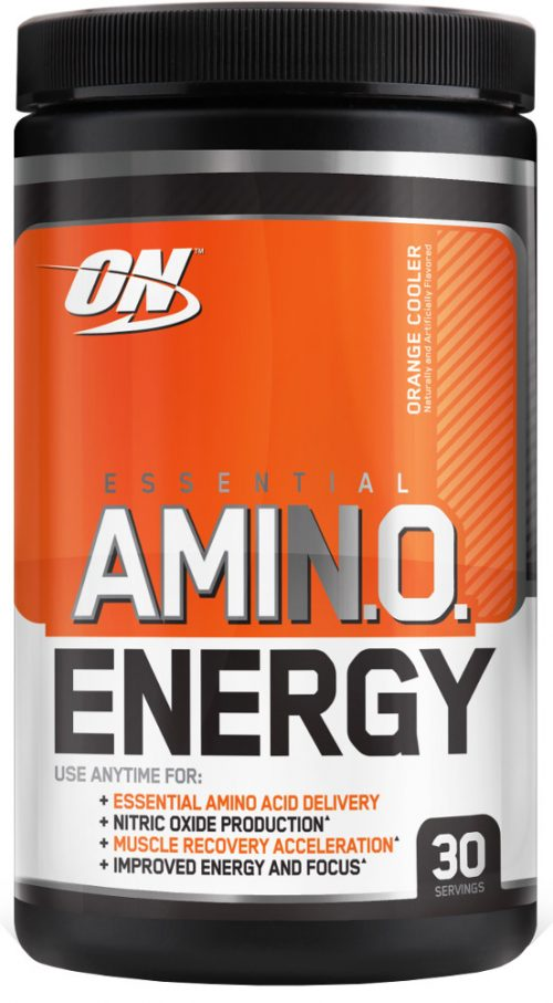 Optimum Nutrition Amino Energy - 30 Servings Orange Cooler