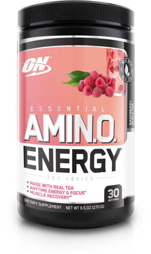 Optimum Nutrition Amino Energy - 30 Servings Raspberry Tea