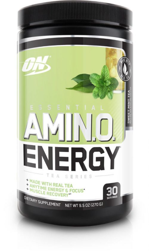 Optimum Nutrition Amino Energy - 30 Servings Sweet Mint Tea