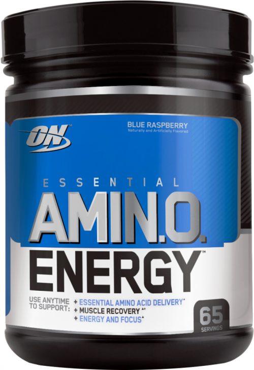 Optimum Nutrition Amino Energy - 65 Servings Blue Raspberry