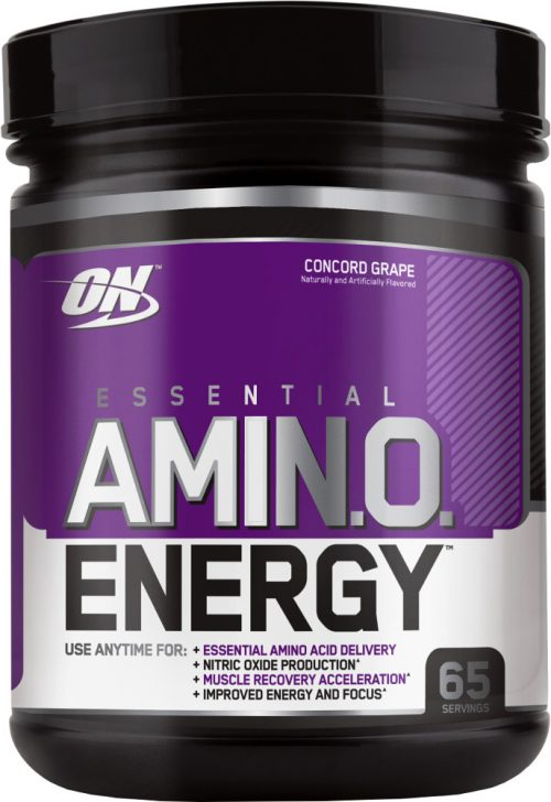 Optimum Nutrition Amino Energy - 65 Servings Concord Grape