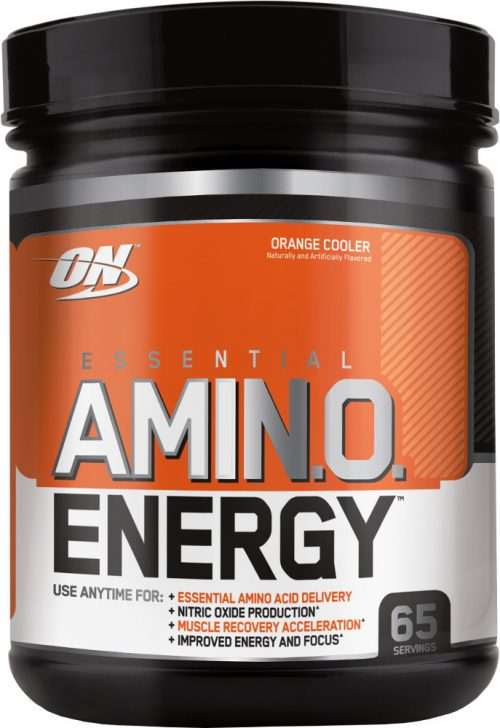 Optimum Nutrition Amino Energy - 65 Servings Orange Cooler