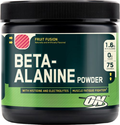 Optimum Nutrition Beta-Alanine Powder - 75 Servings Unflavored