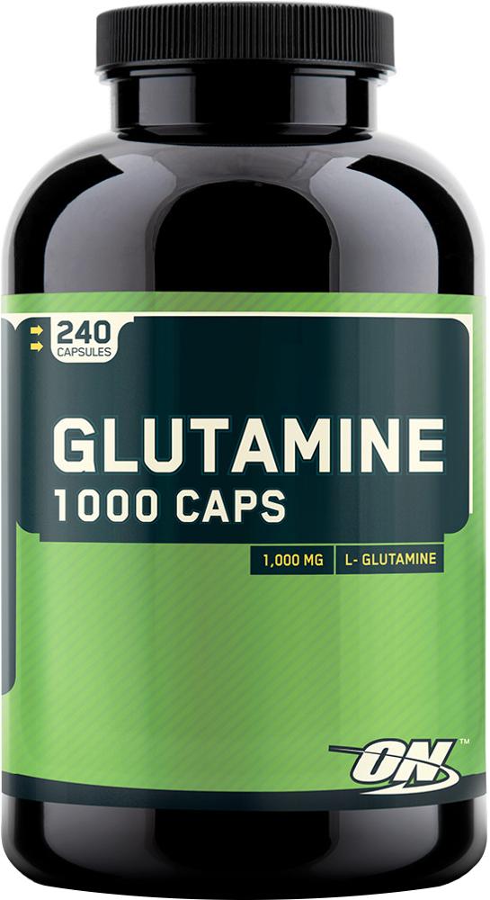 Optimum Nutrition Glutamine 1000 Capsules - 240 Capsules