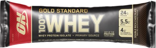 Optimum Nutrition Gold Standard 100% Whey - 1 Stick Pack Extreme Milk