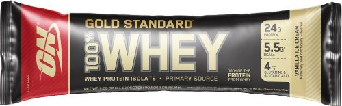 Optimum Nutrition Gold Standard 100% Whey - 1 Stick Pack Vanilla Ice C