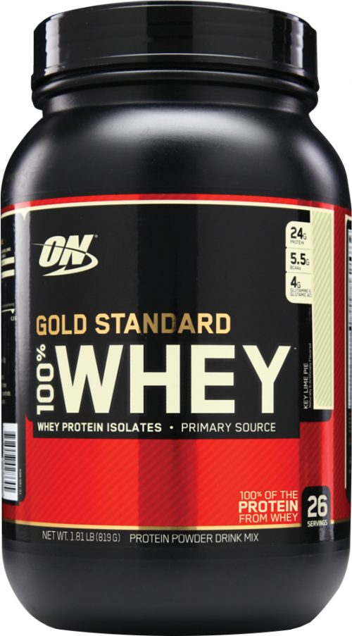 Optimum Nutrition Gold Standard 100% Whey - 2lbs Key Lime Pie