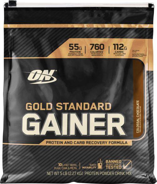 Optimum Nutrition Gold Standard Gainer - 5lbs Chocolate