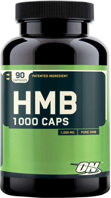 Optimum Nutrition HMB 1000 Caps - 90 Capsules