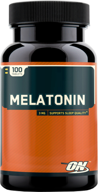 Optimum Nutrition Melatonin - 100 Tablets