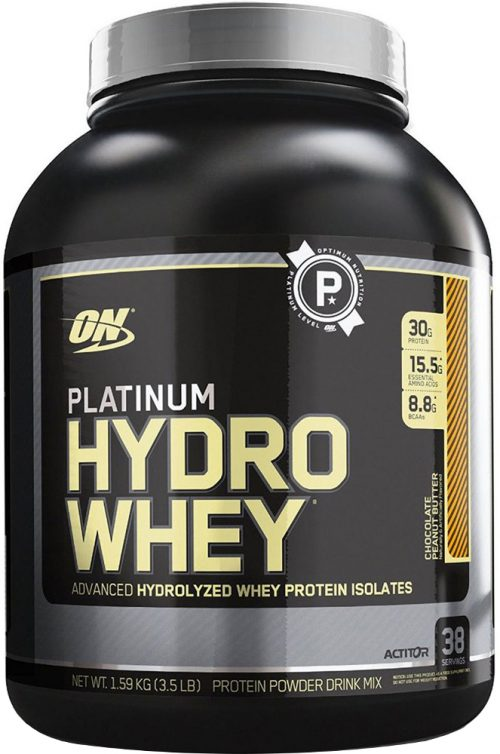 Optimum Nutrition Platinum Hydrowhey - 3.5lbs Chocolate Peanut Butter