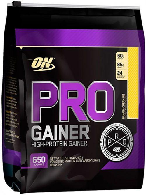 Optimum Nutrition Pro Gainer - 10.16lbs Banana Cream Pie