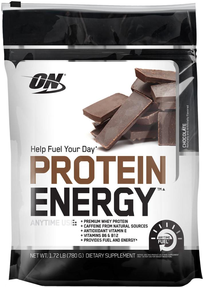 Optimum Nutrition Protein Energy - 1.72lb Chocolate