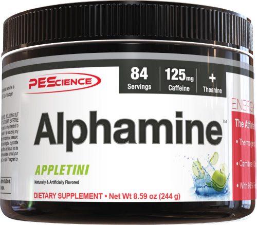 PEScience Alphamine - 84 Servings Appletini