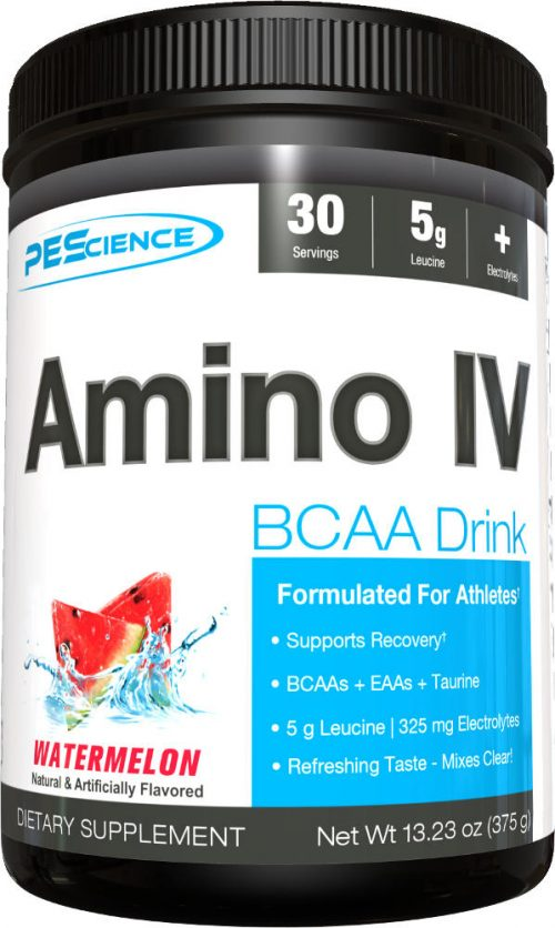 PEScience Amino IV - 30 Servings Watermelon