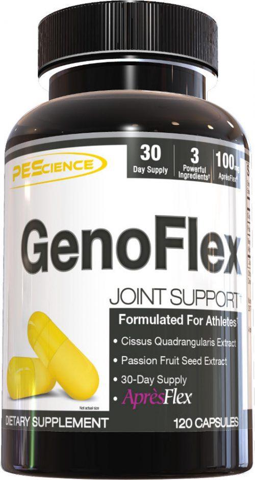 PEScience GenoFlex - 120 Capsules