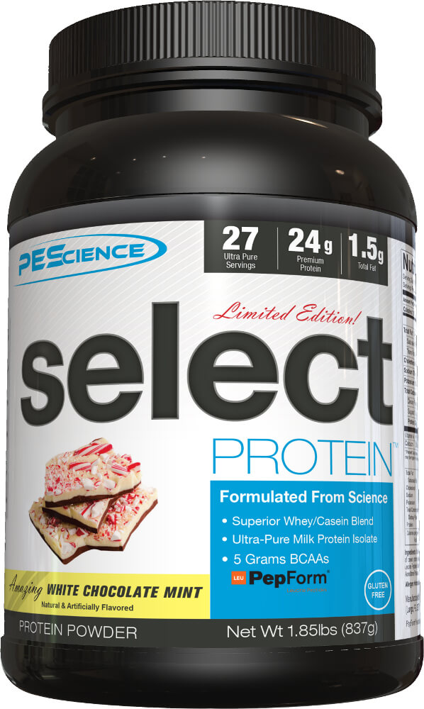 PEScience Select Protein - 27 Servings White Chocolate Mint