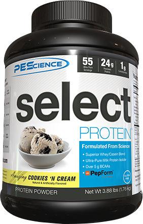 PEScience Select Protein - 55 Servings Cookies 'N Cream