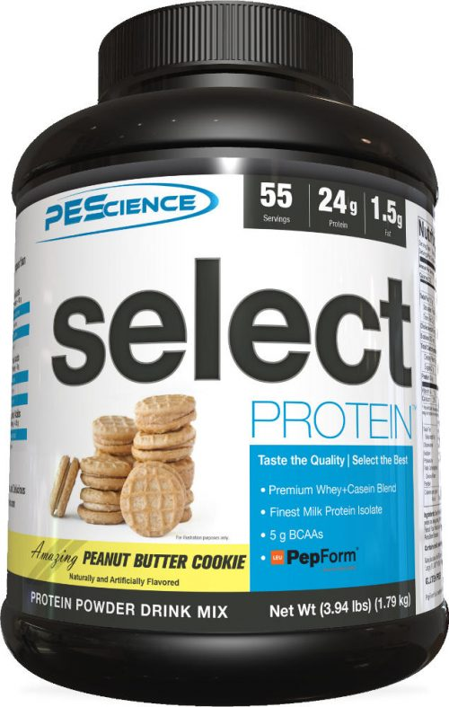 PEScience Select Protein - 55 Servings Peanut Butter Cookie