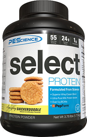 PEScience Select Protein - 55 Servings Snickerdoodle