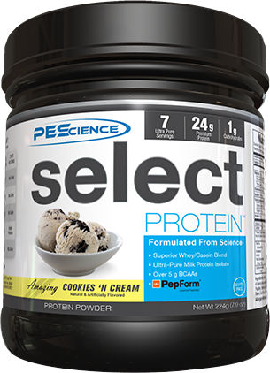 PEScience Select Protein - 7 Servings Cookies 'N Cream