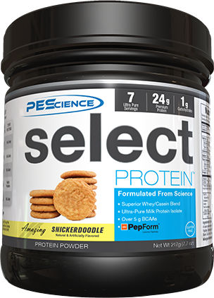 PEScience Select Protein - 7 Servings Snickerdoodle