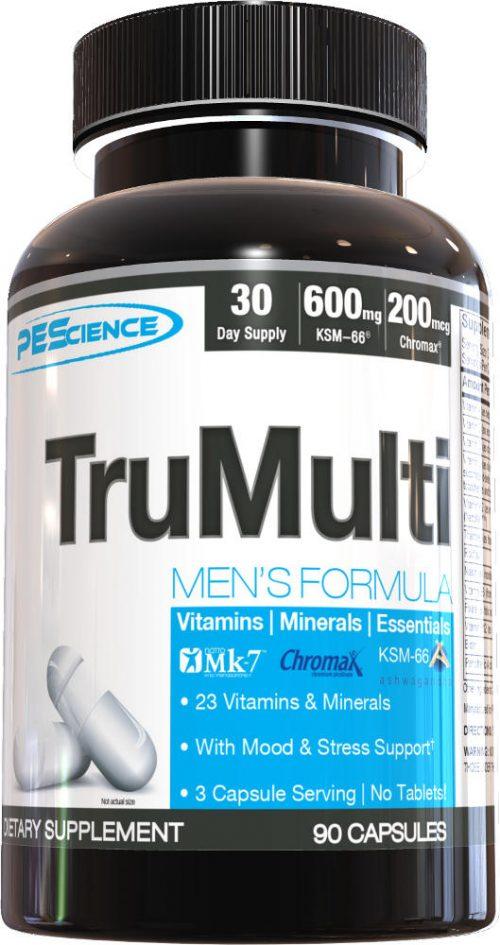 PEScience TruMulti Men's - 90 Capsules