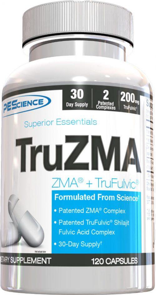 PEScience TruZMA - 120 Capsules