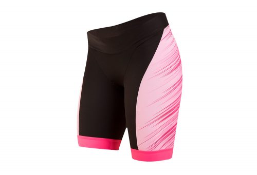 Pearl Izumi Elite In-R-Cool Ltd Tri Short - Women's - crystalize screaming pink, small