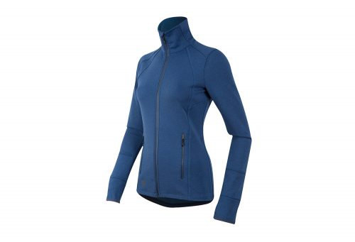 Pearl Izumi Escape Thermal Full-Zip Run Top - Women's - deep indigo, small