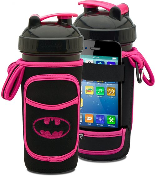 Perfect Shaker FitGo - Pink Batman