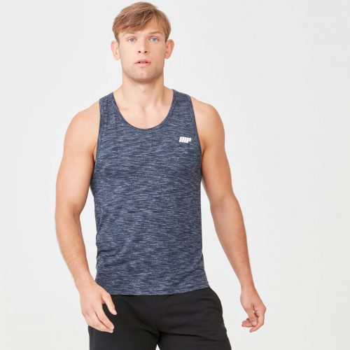 Performance Tank Top - Navy - S