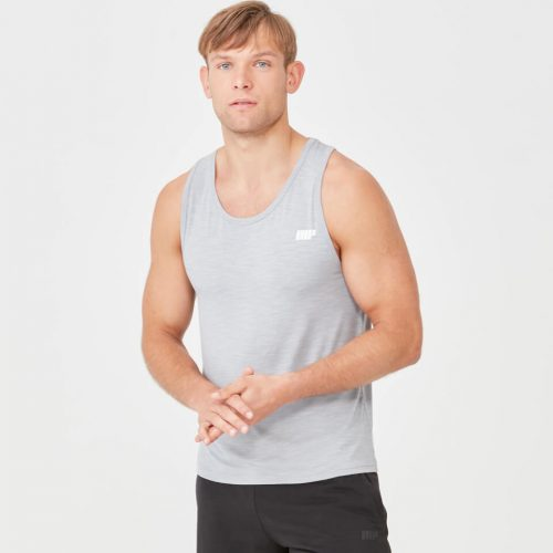 Performance Tank Top - Silver - M