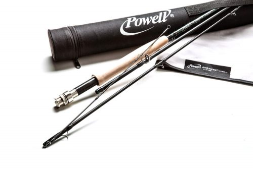 Powell Rods Endurance 906-4 FLY - black, one size