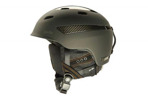 Pret Carbon Effect Helmet - 2015 - rubber charcoal carbon, small
