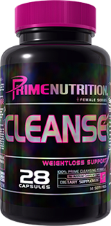 Prime Nutrition Cleanse - 28 Capsules