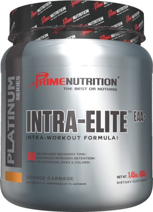 Prime Nutrition Intra-Elite EAA+ - 30 Servings Orange Carnage