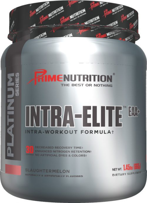 Prime Nutrition Intra-Elite EAA+ - 30 Servings Slaughtermelon