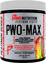 Prime Nutrition PWO-MAX - 30 Servings Watermelon